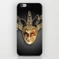 Harlequin iPhone & iPod Skin