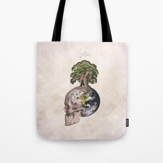 Life (Wandering Through Space) Tote Bag