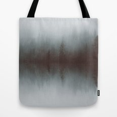 Forest reflections Tote Bag