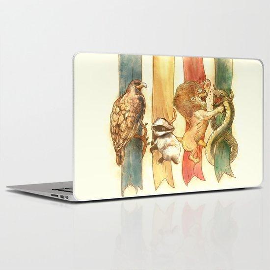 House Brawl Laptop & iPad Skin