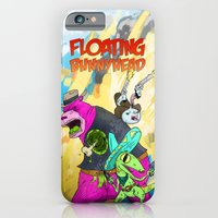 Floating BunnyHead Western Action  iPhone 6 Slim Case