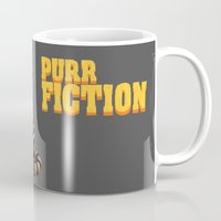 Purr Fiction Mug