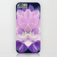 Cactus Flower Pink iPhone 6 Slim Case