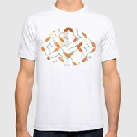Modern Tiles Mens Fitted Tee Ash Grey SMALL