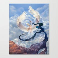 Summoning Dusk Canvas Print
