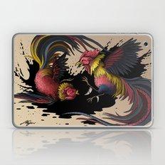 Cock Fight Laptop & iPad Skin