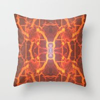 FX#287 - Tied To Our Roo… Throw Pillow