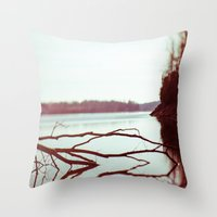 Halcyon Throw Pillow