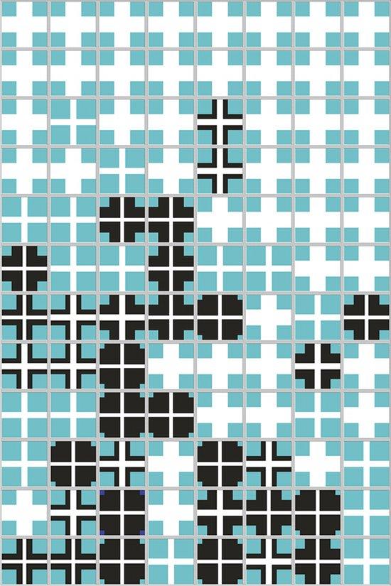 White Crosses Art Print