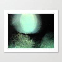 Dark Night Part 2 Canvas Print