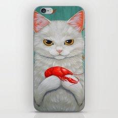 CRAWFISH iPhone & iPod Skin