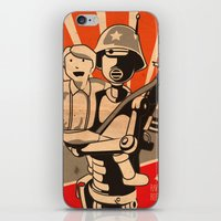 Propaganda Series iPhone & iPod Skin