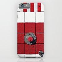 Connect the Squares iPhone 6 Slim Case