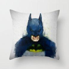 Bátima Throw Pillow