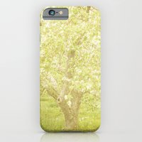 iPhone & iPod Case featuring Cherry Tree by Kimberly Blok
