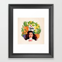 FROOT Framed Art Print