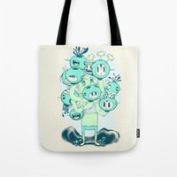 Many Heads are Better than None Tote Bag