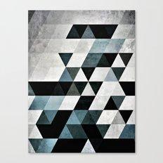 Pyly Pyrtryt Canvas Print
