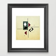 PJR/21 Framed Art Print