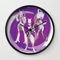 MewTwo Beyond Wall Clock