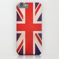 OLD UNITED KINGDOM FLAG iPhone 6 Slim Case