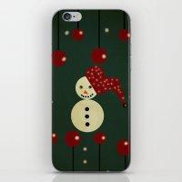 christmas iPhone & iPod Skin