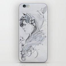 Hooded iPhone & iPod Skin