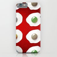 Disco Breakfast iPhone 6 Slim Case
