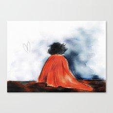 Shock Blanket- BBC's Sherlock Canvas Print