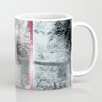 A Curtain Of Rain Circle… Mug