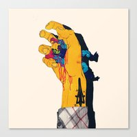 I HAVE THE POWER Canvas Print