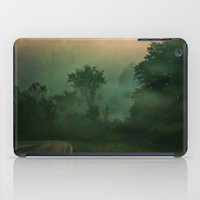 Jump In To The Fog iPad Case