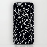 Paucina iPhone & iPod Skin