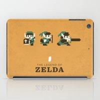 The Legend Of Zelda iPad Case