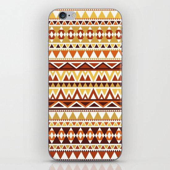 Aztec 1 iPhone & iPod Skin