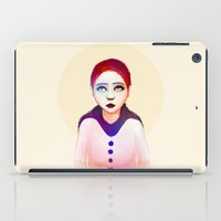 Monotone VIII iPad Case