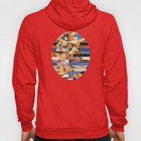 Glitch Pin-Up Redux: Que… Hoody