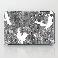 Ecotone (black & White) iPad Case