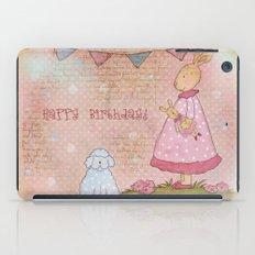 Happy Birthday iPad Case