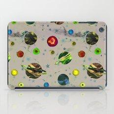 Marble Galaxy iPad Case