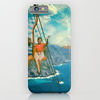 iPhone & iPod Case featuring The Lift by Ryan Haran