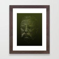 Roosevelt Forest Framed Art Print