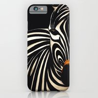 iPhone & iPod Case featuring Zeb by Helen Syron
