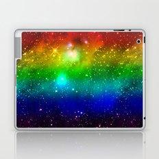 Rainbow Universe Laptop & iPad Skin
