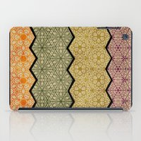 Pattern, Zig, Pattern, Zag, Repeat iPad Case