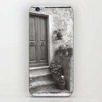 Rome Door 4 iPhone & iPod Skin