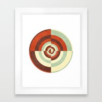 Right about Being Wrong Framed Art Print