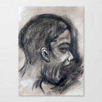 Scream #29 Canvas Print