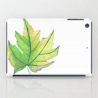 Maple Leaf  iPad Case