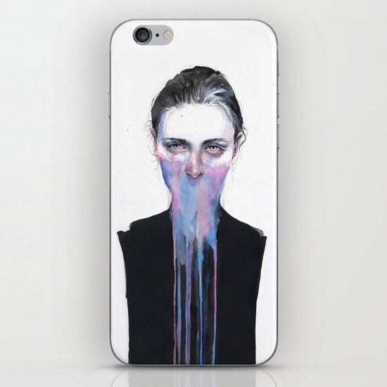 my opinion about you iPhone & iPod Skin
